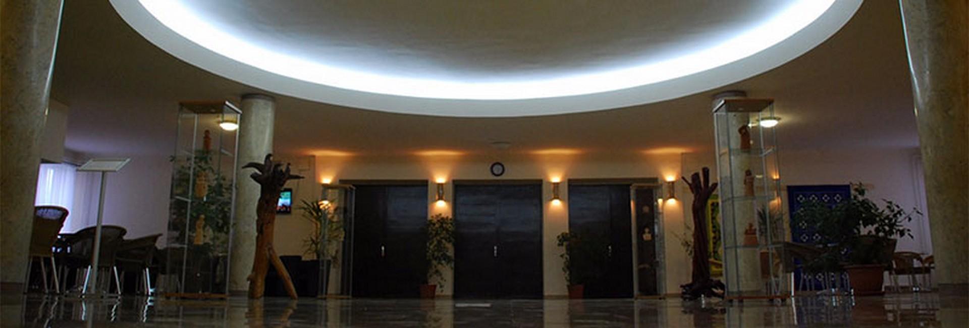 Martfű Városi Művelődési Központ - aula