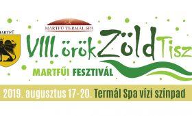 ÖrökZöld Tisza Fesztivál 2019