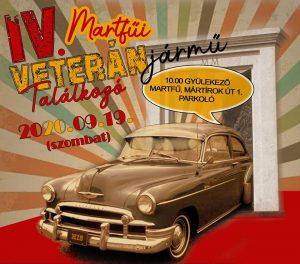 IV. Veterán jármű találkozó @ Martfű Művelődési Központ és Könyvtár | Martfű | Magyarország