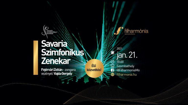 Filharmónia 2021. január 21.