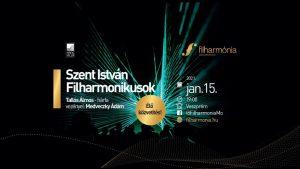 Filharmónia 2021 január 15.