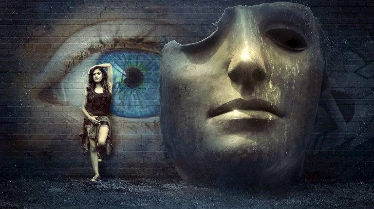 Női szemmel - fejkép