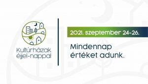 Kulturházak éjjel nappal Martfűn - szeptember 25. @ Martfű Városi Művelődési Központ és Könyvtár   Martfű   Magyarország